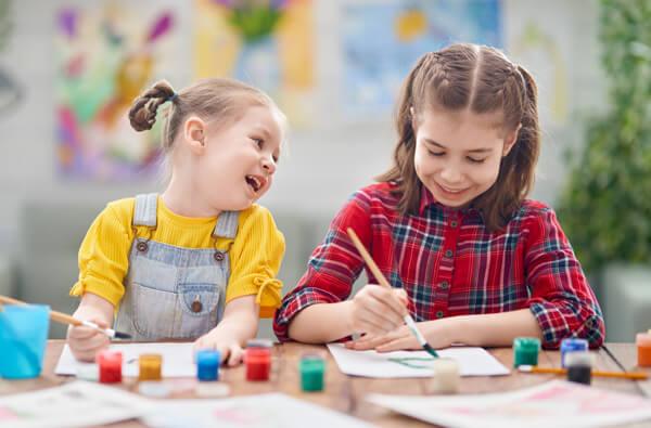 Free Online Art Workshop for Kids